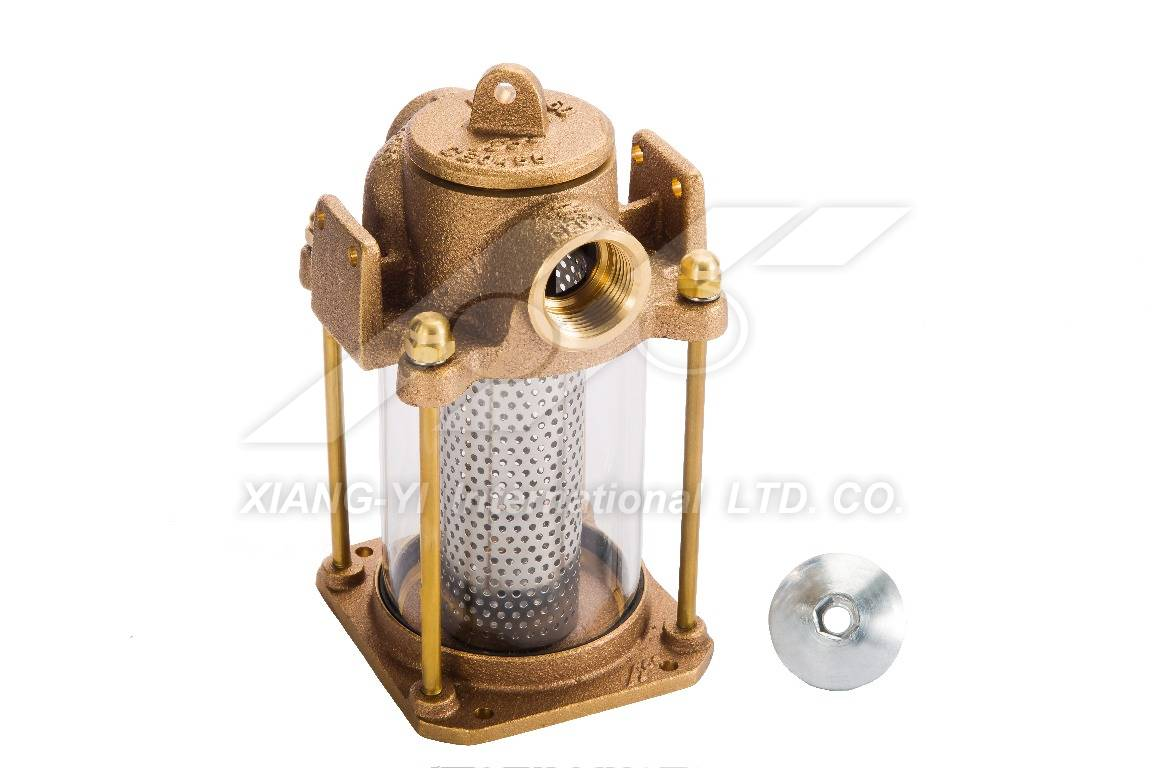 Sea Water Strainer